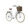 Vermont Saphire 3s Naiset kaupunkipyörä , valkoinen